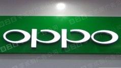 OPPO手机品牌树脂字标识制作